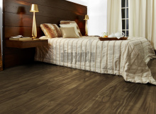 Глянцевый ламинат Kaindl Easy Touch Premium Plank High Gloss Акация Истсайд О430 HG