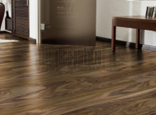 Ламинат Kaindl Easy Touch Premium Plank High Gloss Орех Вива Р80120 HG
