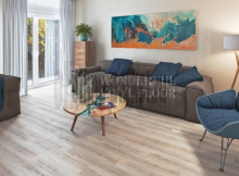 Виниловый пол Wonderful Vinyl Floor Natural Relief  Экрю DE1715