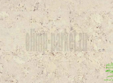 Пробковое покрытие RUSCORK Eco Cork Home Клеевой Rombo new white (Dawn white) PB-CP