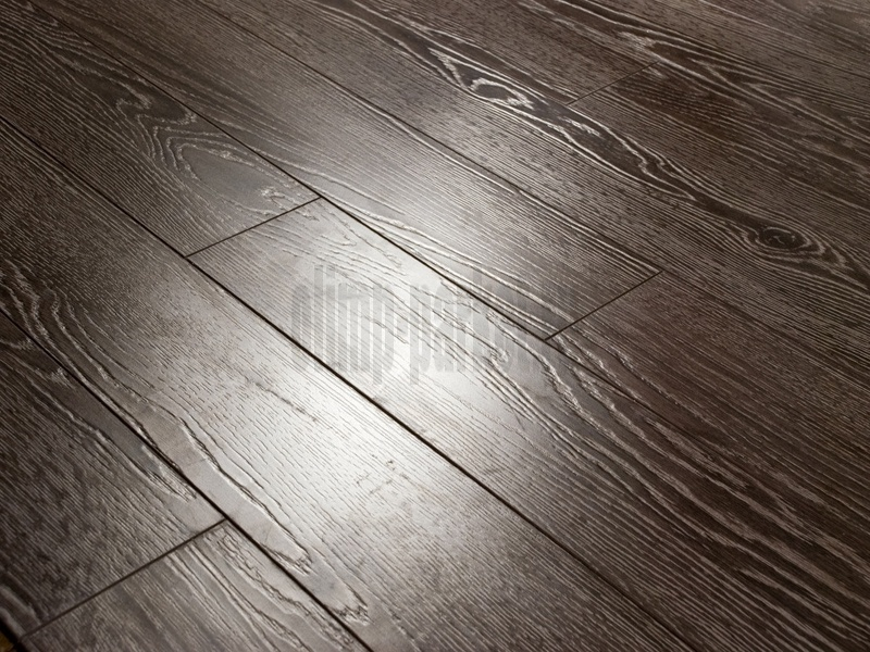 Ламинат Ecoflooring Brush Wood  Дуб венге 527