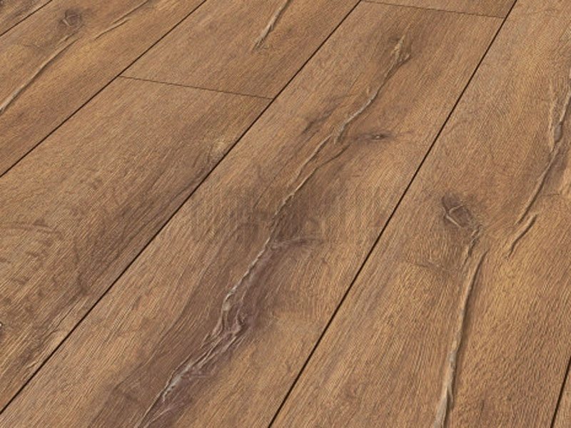 Ламинат Kronoflooring Super Natural Wide Body  Дуб Пакгауз 5164