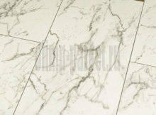 Глянцевый ламинат Falquon Blue Line Stone Carrara Marble (каррарский мрамор)