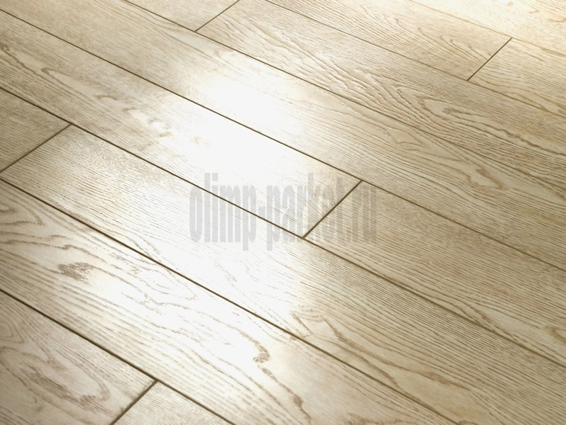 Ламинат Ecoflooring Brush Wood  Дуб белёный 529